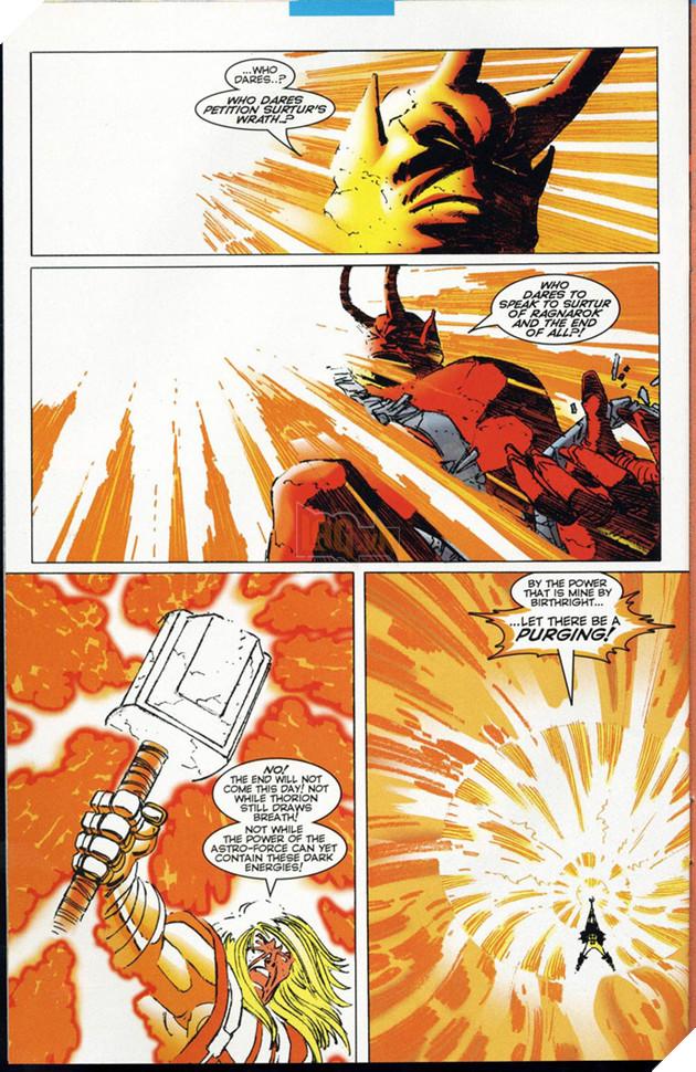 5 phiên bản Thor cực kì hùng mạnh, không bụng phệ mà cả Thanos cũng phải dè chừng 16