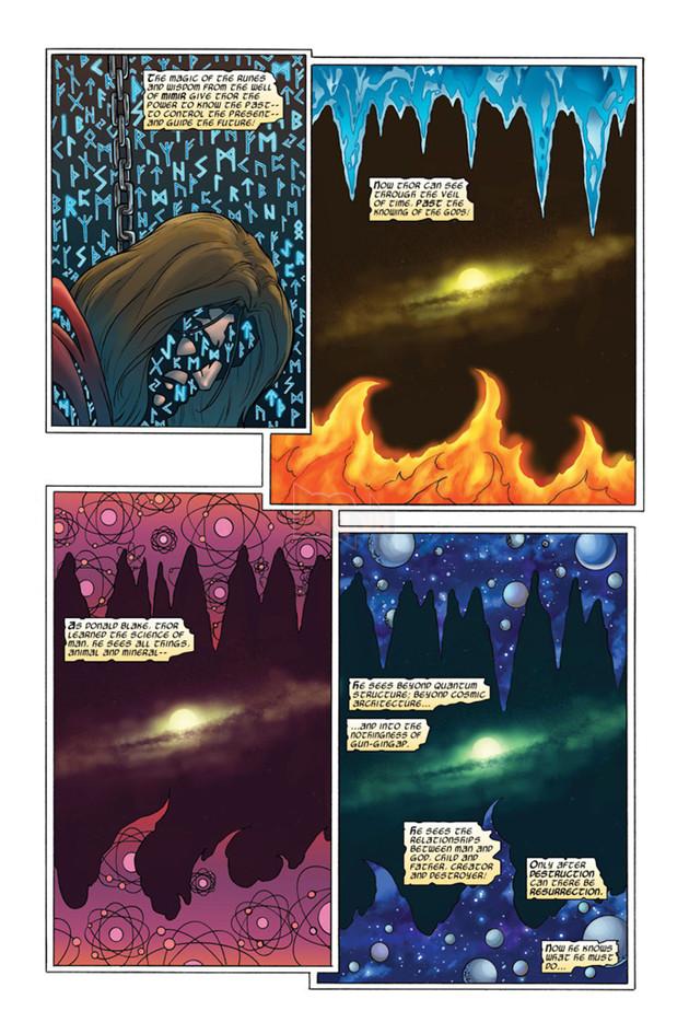 5 phiên bản Thor cực kì hùng mạnh, không bụng phệ mà cả Thanos cũng phải dè chừng 2