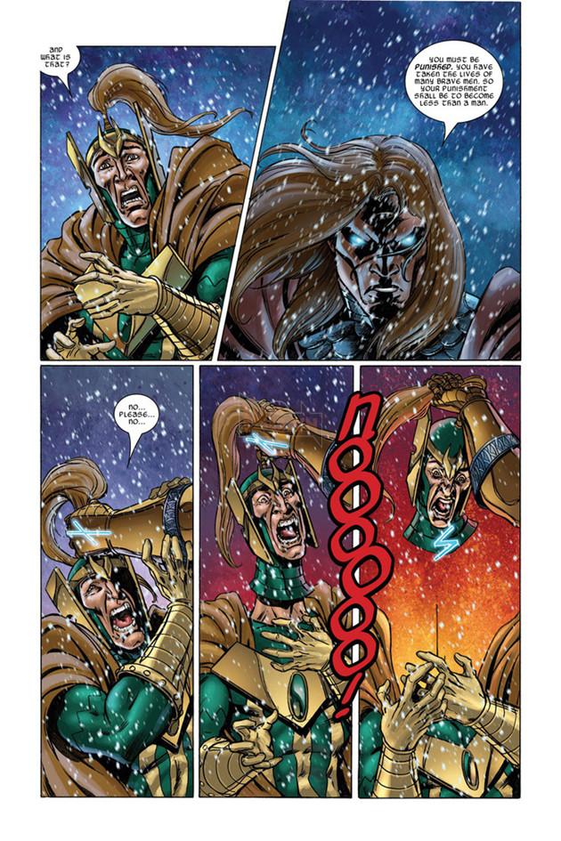 5 phiên bản Thor cực kì hùng mạnh, không bụng phệ mà cả Thanos cũng phải dè chừng 4