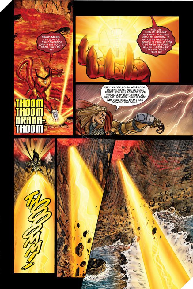 5 phiên bản Thor cực kì hùng mạnh, không bụng phệ mà cả Thanos cũng phải dè chừng 5