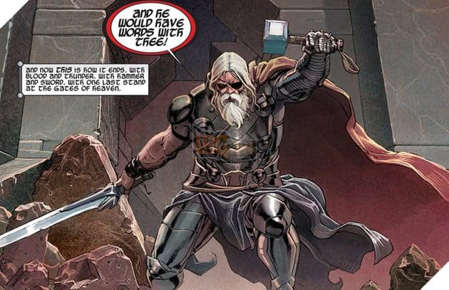 5 phiên bản Thor cực kì hùng mạnh, không bụng phệ mà cả Thanos cũng phải dè chừng 7