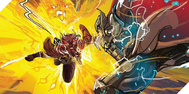 5 phiên bản Thor cực kì hùng mạnh, không bụng phệ mà cả Thanos cũng phải dè chừng 9