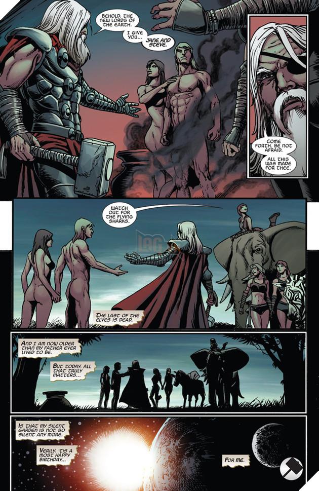 5 phiên bản Thor cực kì hùng mạnh, không bụng phệ mà cả Thanos cũng phải dè chừng 10