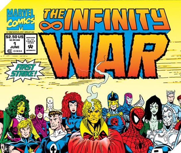 Image result for infinity war 1992