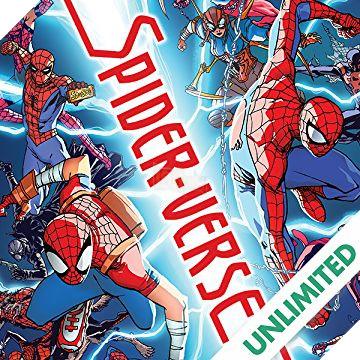 Image result for 2014 Spider-Verse