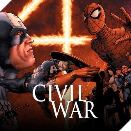 Image result for 2006-2007 Civil War: