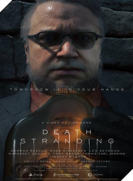 Death Stranding: Kojima công bố toàn bộ nhân vật trong game 3