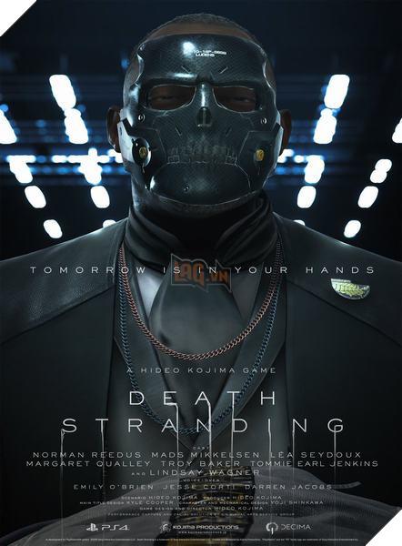 Death Stranding: Kojima công bố toàn bộ nhân vật trong game 7