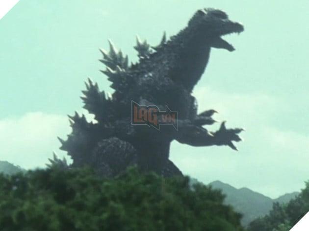 So sánh kích thước của tất cả Godzilla khổng lồ trong lịch sử 65 năm cho đến nay 7