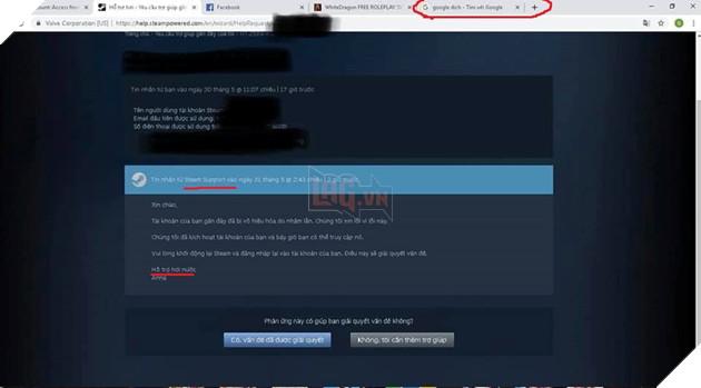 Hơn 10.000 tài khoản Steam tại Việt Nam bất ngờ bay màu với drama shop nghi vấn lừa đảo 3