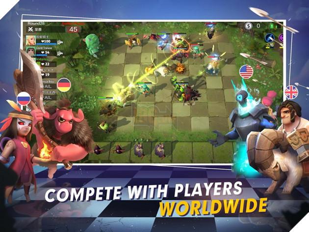 Auto Chess Mobile chính thức có mặt trên iOS với tên gọi mới Auto Chess: Origin 4