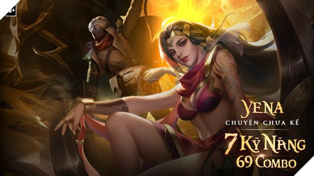 LMHT: Vừa hé lộ bộ kỹ năng, tướng mới Qiyana lại bị gamer Liên Quân Mobile tố đạo nhái trắng trợn skill của Richter - Ảnh 2.
