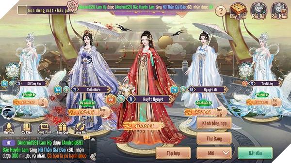 Thời trang đẹp không tì vết của 360mobi Cung Đình Kế 11