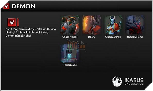 Dota Underlords: Tổng hợp tất cả buff Alliance quan trọng mà game thủ cần biết 17