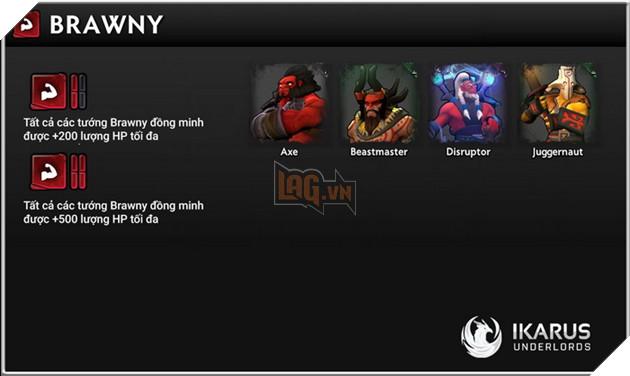 Dota Underlords: Tổng hợp tất cả buff Alliance quan trọng mà game thủ cần biết 20