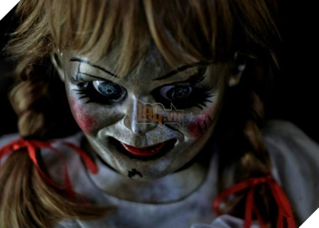 Sự thật đằng sau búp bê ma ám Annabelle 4