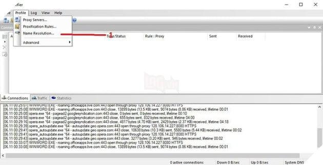 Hướng dẫn cách cài đặt và fake IP PUGB Lite dễ dàng và tiện lợi nhất 4