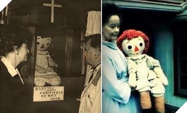 Sự thật đằng sau búp bê ma ám Annabelle 3