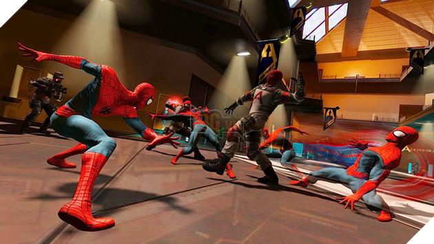 Spider-Man: Những tựa game hay nhất cho PC 8