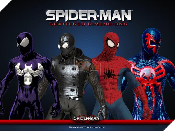 Spider-Man: Những tựa game hay nhất cho PC 5