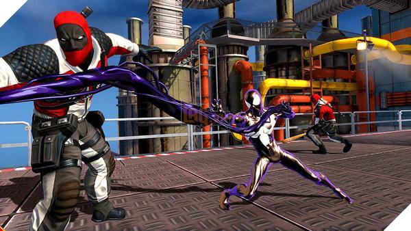 Spider-Man: Những tựa game hay nhất cho PC 6