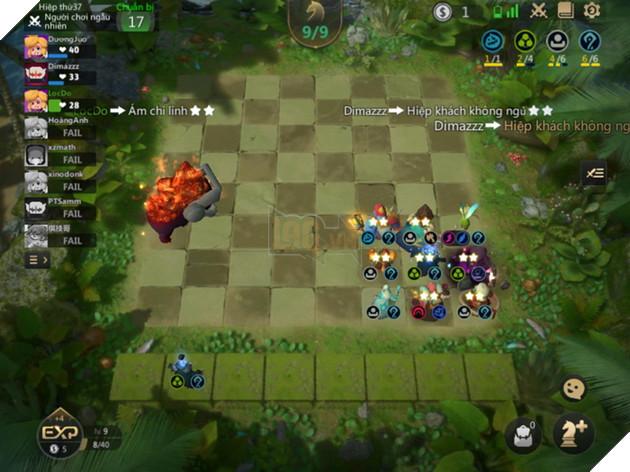 Auto Chess Mobile: Hướng dẫn đội hình Pháp Sư Goblin dễ chơi dễ mạnh giựt ngay Top 1 2