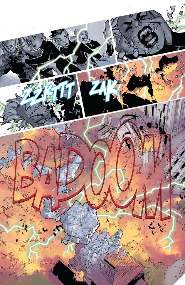 Top 8 dị nhân mạnh nhất từng xuất hiện trong vũ trụ Marvel 10