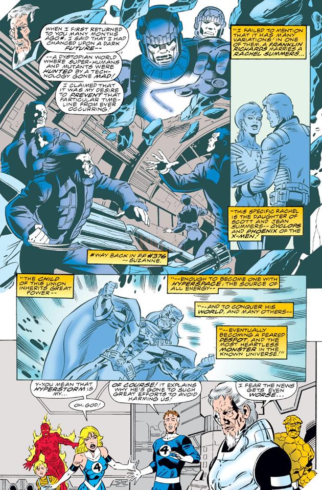 Top 8 dị nhân mạnh nhất từng xuất hiện trong vũ trụ Marvel 11