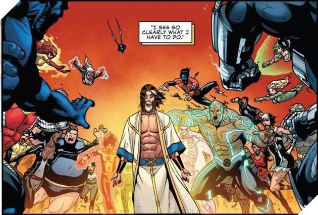 Top 8 dị nhân mạnh nhất từng xuất hiện trong vũ trụ Marvel 14