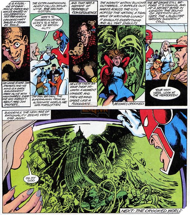 Top 8 dị nhân mạnh nhất từng xuất hiện trong vũ trụ Marvel 3