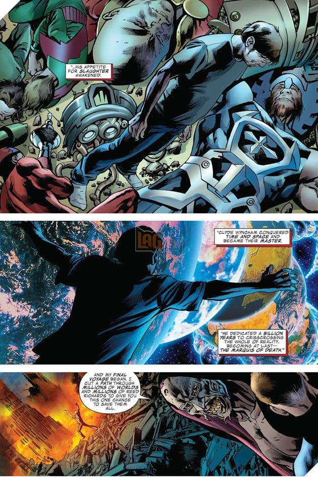 Top 8 dị nhân mạnh nhất từng xuất hiện trong vũ trụ Marvel 7