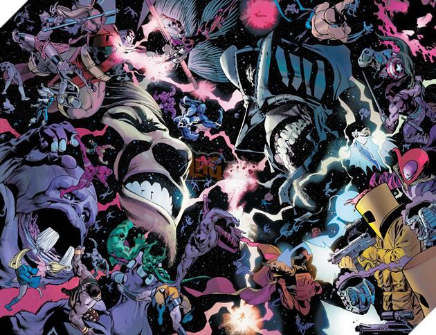 Top 8 dị nhân mạnh nhất từng xuất hiện trong vũ trụ Marvel 8