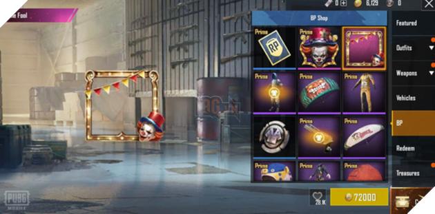 Game thủ chơi bản PUBG Mobile VNG bị mất quyền lợi dùng BP 4