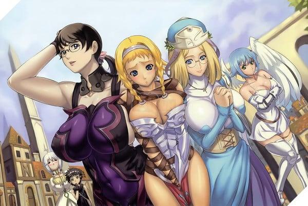 Top 20 Anime Ecchi cực mặn mà người hâm mộ không nên bỏ qua P1  4