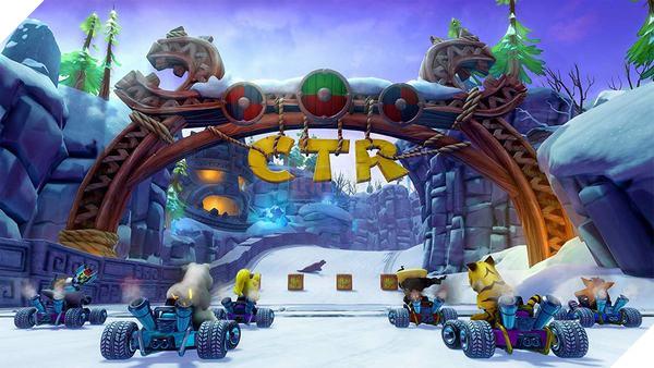 Tổng hợp toàn bộ Cheat trong Crash Team Racing Nitro-Fueled 3
