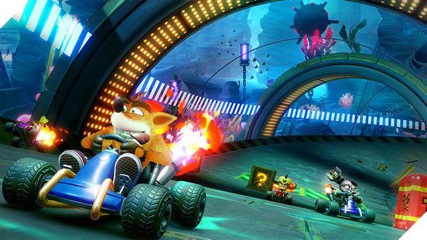 Tổng hợp toàn bộ Cheat trong Crash Team Racing Nitro-Fueled 4