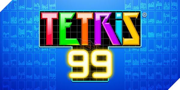 Từ Tetris 99, Tetris Battle Royale chính thức ra đời trên điện thoại