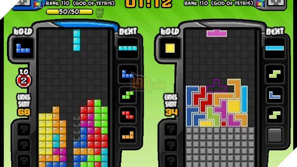 Từ Tetris 99, Tetris Battle Royale chính thức ra đời trên điện thoại 3