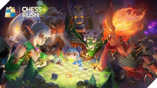 Chess Rush: Tựa game Auto Chess mobile mới được chính tay Tencent phát hành 3