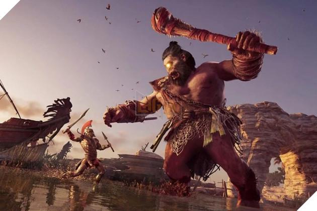Bản mở rộng Assassin's Creed Odyssey: The Fate of Atlantis Part 3 sắp xuất hiện vào tháng 7/ 2019 3