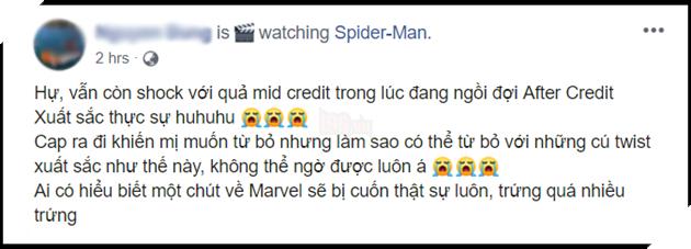 Tổng hợp đánh giá Spider-Man: Far From Home - Fan Việt khen không trượt phát nào 7