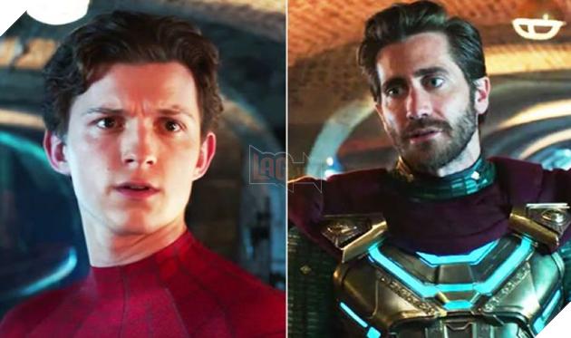 Spider-Man: Far From Home: Mysterio - ác nhân để lại nhiều ấn tượng nơi màn ảnh 3