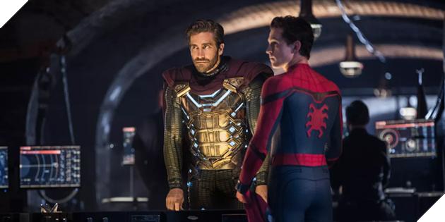 Spider-Man: Far From Home: Mysterio - ác nhân để lại nhiều ấn tượng nơi màn ảnh 4