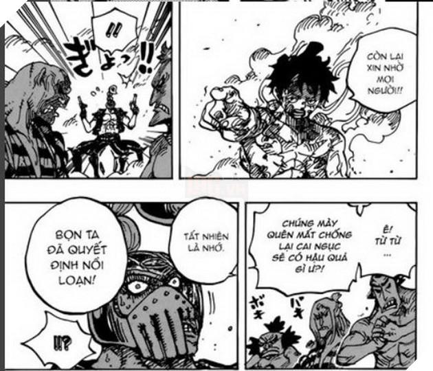 Dự đoán One Piece Chap 950 cùng ngày ra mắt chính thức - Arc 2 tại Wano sẽ kết thúc 3