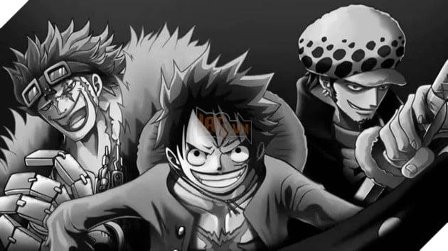 Spoiler Chính thức One Piece tập 950 - Luffy đề nghị Kid gia nhập liên minh đại chiến Kaido