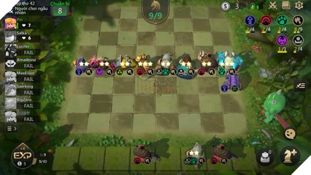 Auto Chess Mobile: Hướng dẫn đội hình cơ bản cho tân thủ leo rank Bishop dễ nhất 4