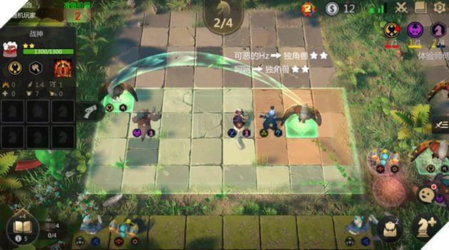 Auto Chess Mobile: Chế độ 2v2Vs2v2 mới lạ chuẩn bị ra mắt game thủ trong cập nhật tới 4