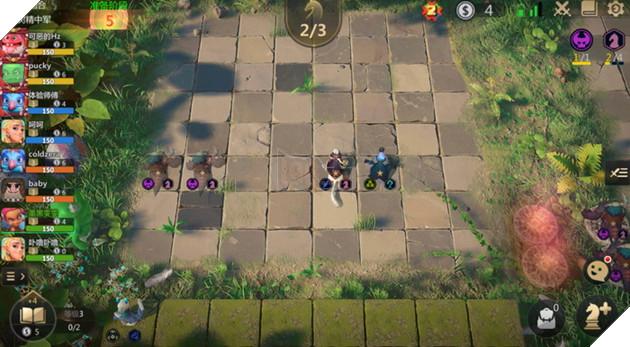 Auto Chess Mobile: Chế độ 2v2Vs2v2 mới lạ chuẩn bị ra mắt game thủ trong cập nhật tới 2