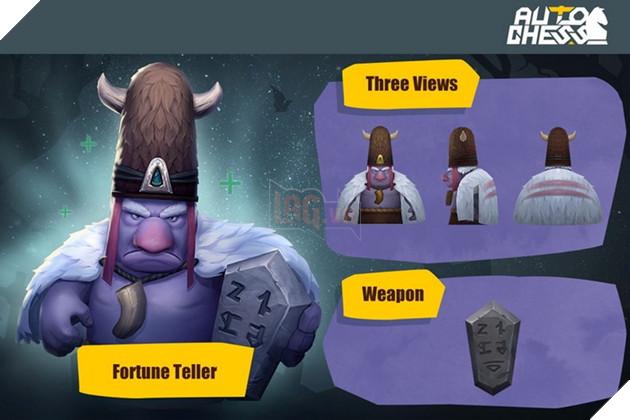 Auto Chess Mobile: Hướng dẫn cách Eco với Warrior và Hunter để leo rank Queen/King 2