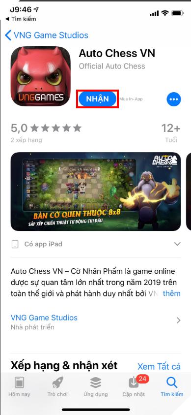 Auto Chess Mobile - Hướng dẫn cách tải phiên bản Việt Nam trên Android và IOS 3